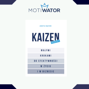 Książka Kaizen Aneta Wątor
